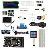 SainSmart DUE+HC-SR04 1602LCD Keypad+Servo Motor Starter Kit for Arduino