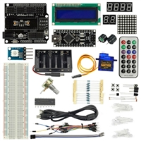 SainSmart Nano V3+5V Servo motor Starter Kit With Basic Arduino Projects