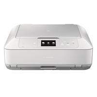 Canon PIXMA MG7520 Wireless Photo All-in-One Inkjet Printer-White