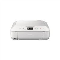 Canon PIXMA MG6620 Wireless Photo All-in-One Inkjet Printer-White