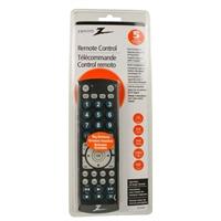 Zenith 5-Device Remote Control ZP506BB