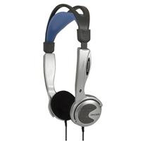 Koss KTXPRO1 Stereo On Ear Heaphones - Silver