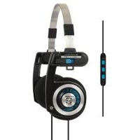 Koss Porta Pro KTC On Ear Headphone - Black
