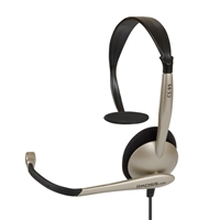 Koss CS95 Communication On Ear Headset - Gold
