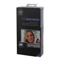 Sharper Image Micro Web Cam SCA500 - Blue