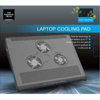 Sharper Image Laptop Cooling Pad SCA100