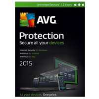 AVG Protection 2015 2 Year (PC/Mac)