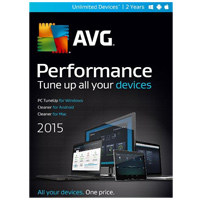 AVG Performance 2015 - 2 Years (PC/Mac)