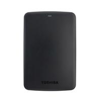 Toshiba Canvio Basics 1TB Portable Hard Drive HDTB310XK3AA - Black
