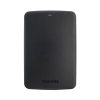 "Toshiba Canvio Basics 2TB 5,400 RPM USB 3.0 2.5"" Portable Hard Drive HDTB320XK3CA - Black"