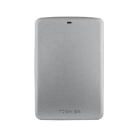 "Toshiba Canvio Basics 2TB 5,400 RPM USB 3.0 2.5"" Portable Hard Drive HDTB320XS3CA - Silver"