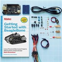 O'Reilly Maker Shed BeagleBone Starter Kit