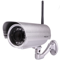 FosCam FI9804W 1.0 Megapixel H.264 Outdoor Wireless IP Camera