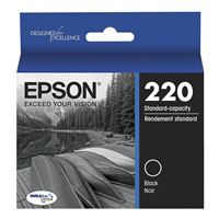 Epson T220120-S Black Ink Cartridge