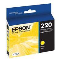 Epson T220420-S Yellow Ink Cartridge