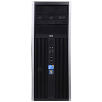 HP 8100 Windows 7 Professional Desktop Computer Refurbished