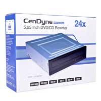 CenDyne 24x DVD+/-RW DL SATA Drive
