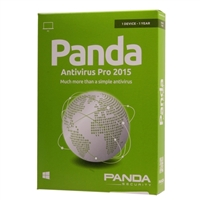 Panda Antivirus Pro 2015 - 1 Device 1 Year (PC)