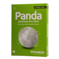 Panda Antivirus Pro 2015 - 3 Devices, 1 Year (PC)