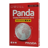 Panda Global Protection 2015 - 3 Devices 1 Year (PC/Mac)