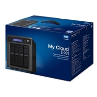WD My Cloud EX4 24 TB Personal Cloud Storage