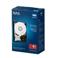 "WD Red Network 5TB Intellipower SATA III 6Gb/s 3.5"" Internal NAS Hard Drive - WDBMMA0050HNC-NRSN"
