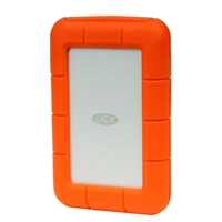 LaCie Rugged 1TB SuperSpeed USB 3.0 Thunderbolt External Hard Drive