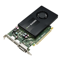 PNY Quadro K2200 4GB PCI-e Workstation Video Card