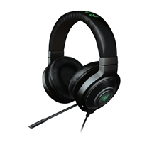 Razer Kraken 7.1 Chroma On Ear Gaming Headset - Black