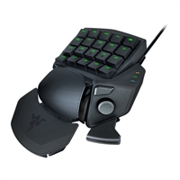 Razer Orbweaver 2014 Elite Illuminated Mechanical Gaming Keypad - Green Switches