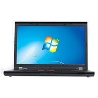 "Lenovo ThinkPad T510 Windows 7 Professional 15.4"" Laptop Computer Refurbished - Black"