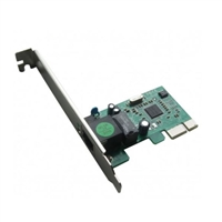 HiRO H50218 10/100/1000 Internal PCI Express PCIe PCI-E 1X Gigabit Fast LAN Ethernet Card