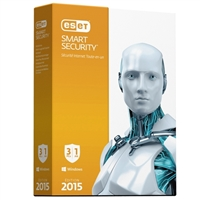 ESET Smart Security 2015 - 3 Devices, 1 Year (PC)