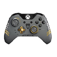 Microsoft Press Xbox One Limited Edition Call of Duty®: Advanced Warfare Wireless Controller