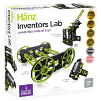 Hanz Toys Inventors Lab - Large