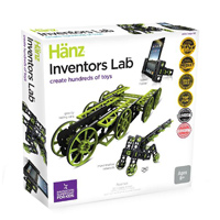 Hanz Toys INVENTORS LAB EXTRA LARGE