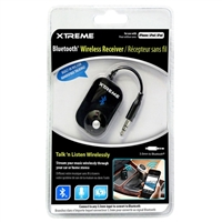 Xtreme Cables Bluetooth Wireless Reciver w/ Mic