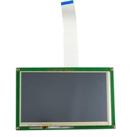 "Element 14 RIoTBoard 4.3"" LCD Adapter with Touchscreen"