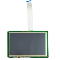 "MCM Electronics RIoTBoard 7.0"" LCD Adapter with Touchscreen"