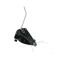 Solarbotics Herbie the Mousebot - Black