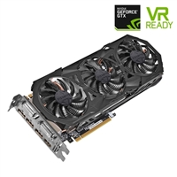 Gigabyte GeForce GTX 970 Overclocked 4GB GDDR5 PCI-e Video Card
