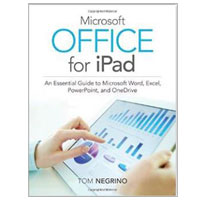 Pearson/Macmillan Books MICROSOFT OFFICE FOR IPAD