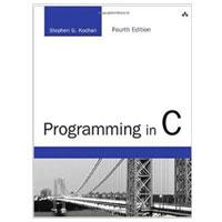 Pearson/Macmillan Books PROGRAMMING IN C
