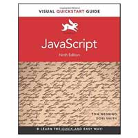 Pearson/Macmillan Books JavaScript: Visual QuickStart Guide, 9th Edition