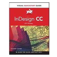 Pearson/Macmillan Books INDESIGN CC VQS