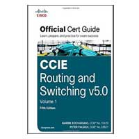 Pearson/Macmillan Books CCIE ROUTING & SWITCHING