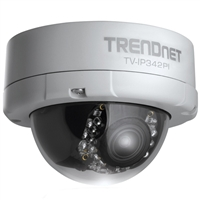 Trendnet Outdoor 2MP Full HD PoE Day/Night Dome Network