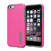 Incipio Technologies DualPro Case for iPhone 6 - Pink/Gray