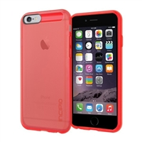 Incipio Technologies NGP Case for iPhone 6 - Translucent Neon Red