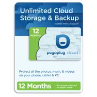 Pogoplug 1-YEAR UNLIM CLOUD SERV